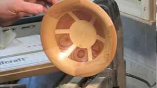 Turning Segmented Bowl