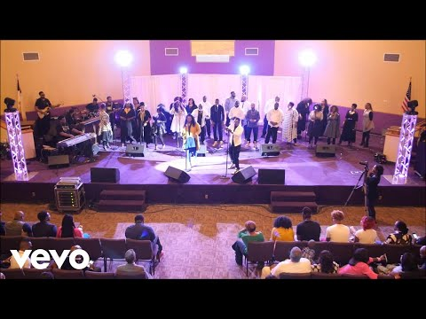 Kenny Lewis & One Voice - He's Defeated ft. Lisa Knowles-Smith