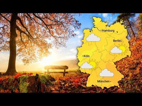 Wetter Zum Teil ist es sogar viele Stunden lang sonnig 21.10.2019