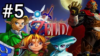 Legend of Zelda Ocarina of Time   Part 5   The Past Is Past and the future is now
