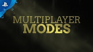 Call of Duty: WWII Insider - Multiplayer Modes   PS4
