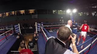 Ultra White Collar Boxing | Milton Keynes Ring 2 | Mason Spence VS Liam Mcenteggart