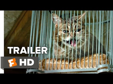 Nine Lives TRAILER 2 (2016) - Kevin Spacey, Christopher Walken Movie HD
