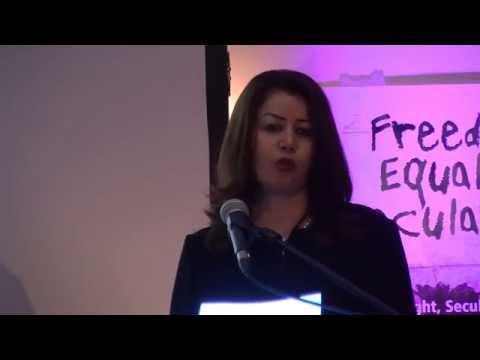 "Professor Amel Grami, ""Female Bodies in Tunisia Post Revolution"""