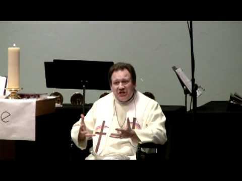 2011 Easter Message (Part 1 of 4)