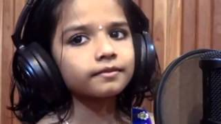 Vinnile narupunnyame... Christian Malayalam Devotional songs sung by Shreya for Sparsham