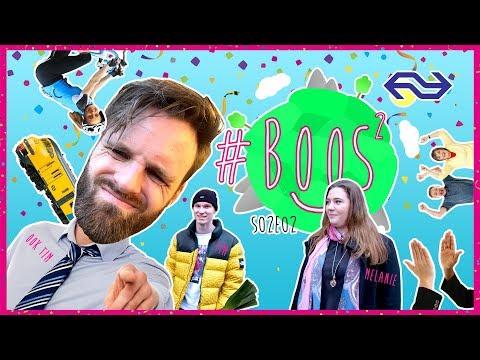 #BOOS OVERVALT NS MET DRIE TEAMS EN STAGIAIRES MOET HET UITEINDELIJK OPLOSSEN | #BOOS S02E02