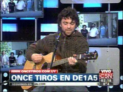 C5N - MUSICA EN VIVO: ONCE TIROS EN DE 1 A 5