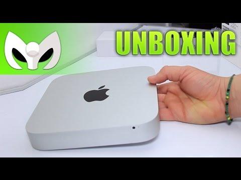UNBOXING Mac Mini 2014 ESPAÑOL (Recomendada)
