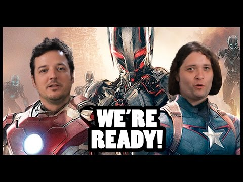 Superheroes Again: Avengers 2 & MORE!!! - CineFix Now