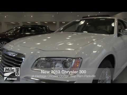 New 2013 Chrysler 300 Video Tour MD | Chrysler Dealer Parkville