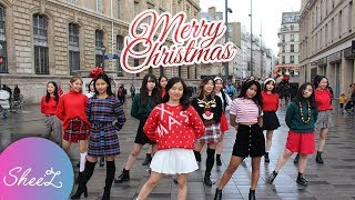 [ CHRISTMAS SPECIAL IN PUBLIC ] Produce48 (프로듀스48) - 내꺼야 (Pick Me) Dance Cover