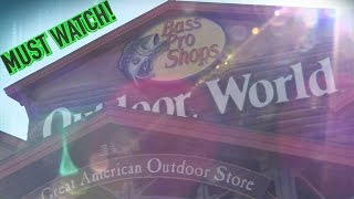Dude Perfect Takes Over Bass Pro Shop on The Dude Perfect Show