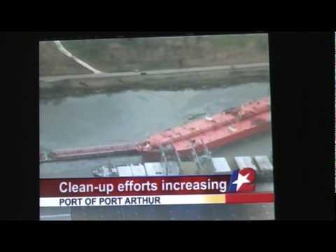 Port Arthur, TX Ch 12 News Interview