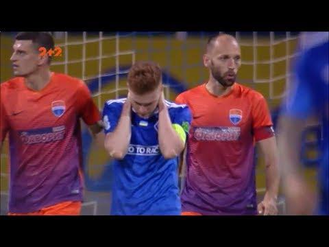 Динамо - Маріуполь - 1:1. Як кияни втратили надію на чемпіонство