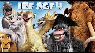 Ice Age: Continental Drift - Ice Age 4 - Continental Drift - ENGLISH - only movies - movie (Nintendo Wii Game Test)
