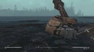 Gold bars on secret mannequin ship Far Harbor