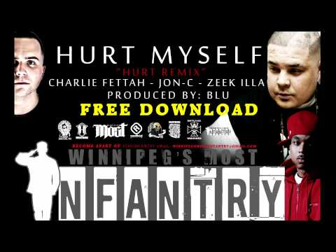 Hurt Myself Ft Charlie Fettah,Jon-C,Zeekilla Produced By BLU (Hurt Remix)