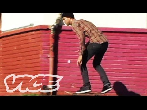Skateboarding With Andrew Reynolds video