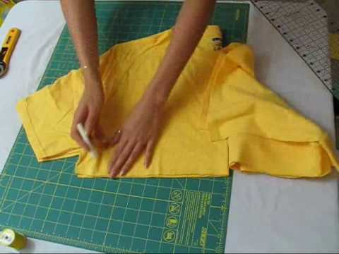 How To Make A Romper Out Of A T Shirt Youtube