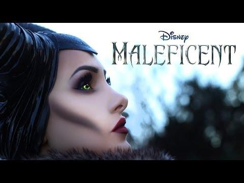 MALEFICENT Disney - Il make up di Angelina Jolie