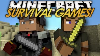 Minecraft Hunger Games: INTERRUPTIONS! w/ Excl