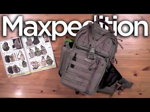 Maxpedition Kodiak Gearslinger: One Bag to Rule Them All...