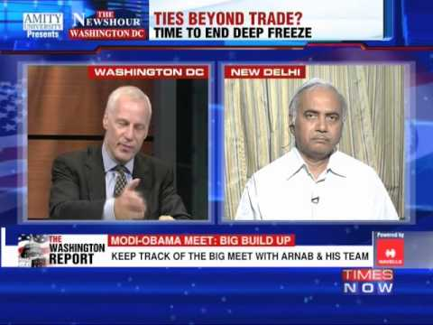 The Newshour Debate from Washington, D.C : Trade before ties? - Part 2 (29th Sept 2014)