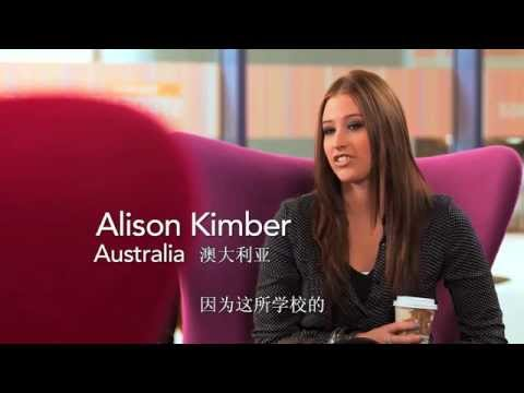 Our students share their experiences (chinese subtitle)