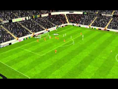 Juventus 1-2 Barcelona - Match Highlights