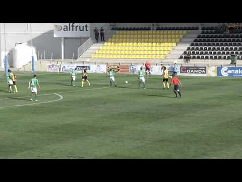 San Roque de Lepe 2 - Villanovense 0 (25-10-14)