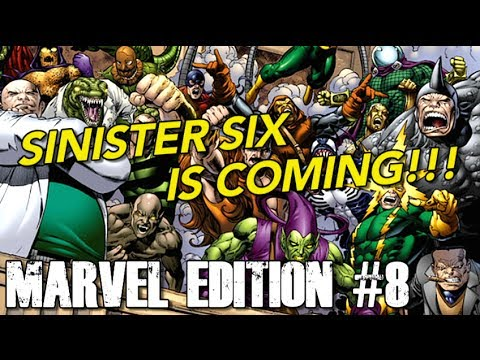 Venom and Sinister Six film coming before Spider-Man 4 - [MARVEL EDITION #8]