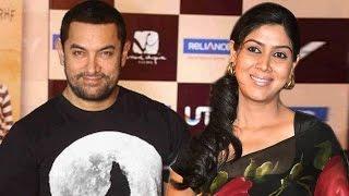 Sakshi Tanwar Becomes Aamir Khan's Wife In Dangal