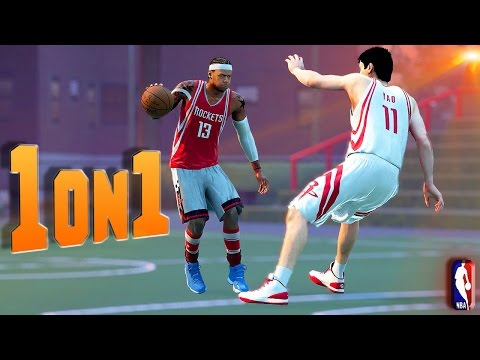 TALLEST ANKLE BREAKER EVER! vs Yao Ming - NBA 2K16 1on1 #15