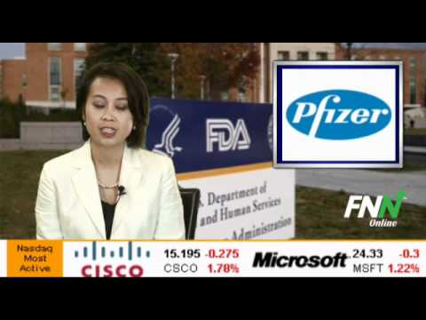 FDA Rejects Pfizer Pain Drug, Partners Pain Therapeutics and Durect Plunge