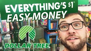 $50/HR! Dollar Tree Retail Arbitrage Items! ANYONE CAN START!