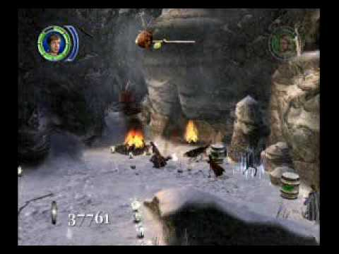Narnia: The Lion, the Witch and the Wardrobe VideoGame (GameCube) - Level 5