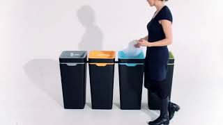 Office Recycling Bins   Method Recycling Stations