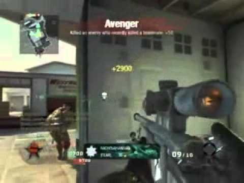 black ops quick scope montage