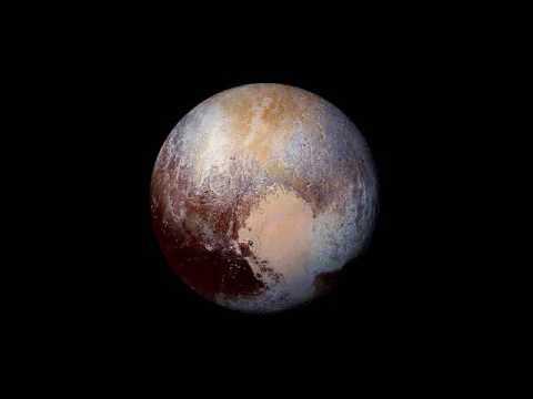 Плутон - что выяснил зонд Новые Горизонты? Рассказывает астроном Марис Крастиньш