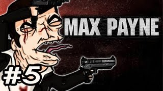 Max Payne w/Nova Ep.5 - HES GOT NO PANTS