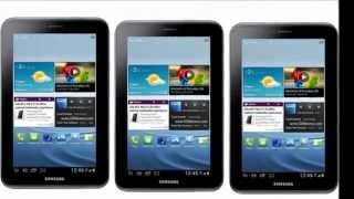 Review Samsung Galaxy Tab 2 P3110.