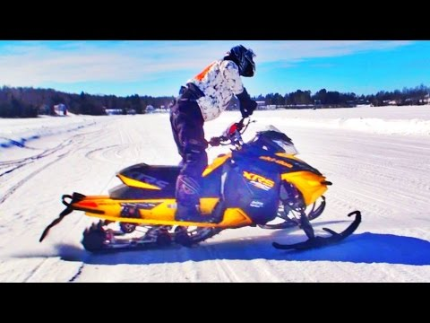 Ski Doo XRS 800 Vs Arctic Cat Z1