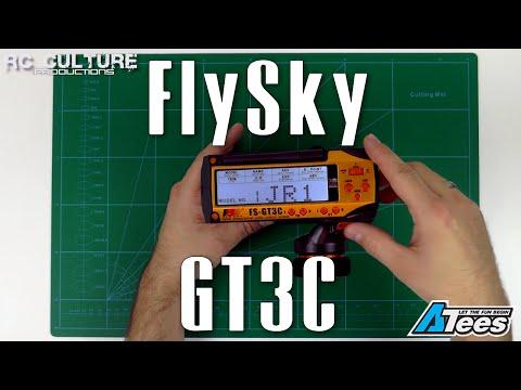 RC Culture - FlySky GT3C Review