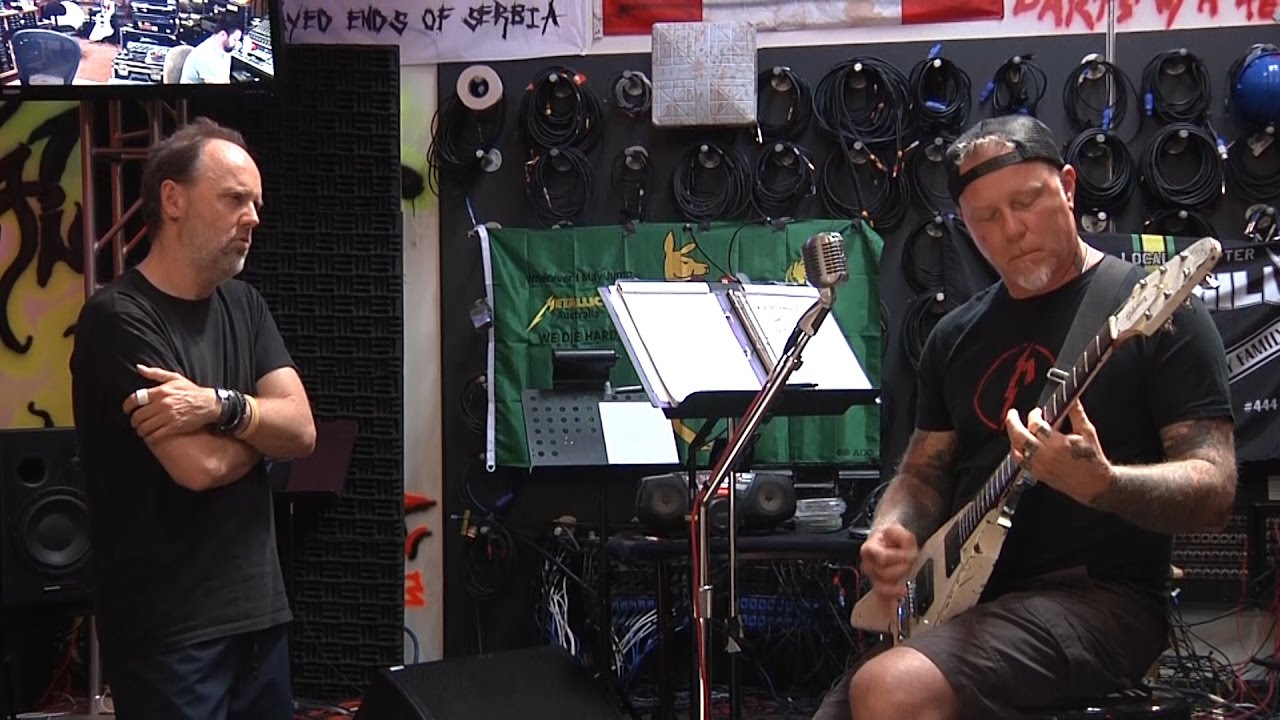 "Metallica: Riff Charge - The Making of ""Hardwired"""