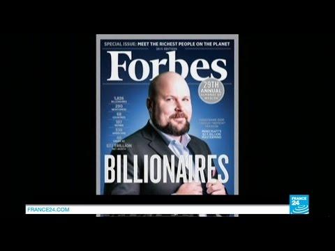 CLASSEMENT FORBES - Bill Gates, Mark Zuckerberg... Découvrez les plus grandes fortunes au monde