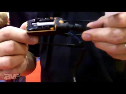 InfoComm 2013: Fitness Audio Talks About MTU8 Transmitter
