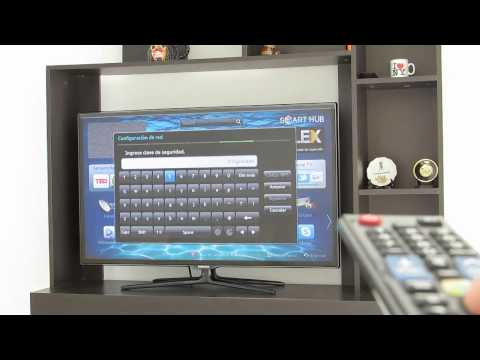 Conectar Smart TV a Internet por WiFi