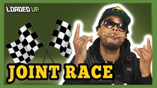 1 Gram Weed Joint Race