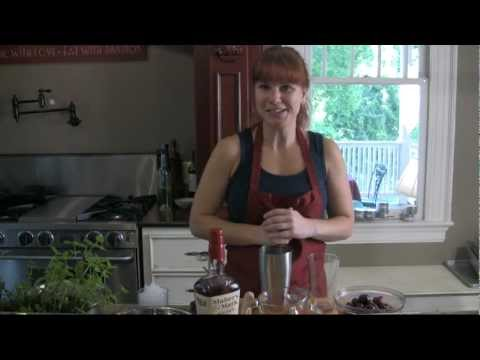 Bourbon  Fashioned on Cherry Picking  Mark Hix S Simple  Summery Cherry Recipes   Worldnews